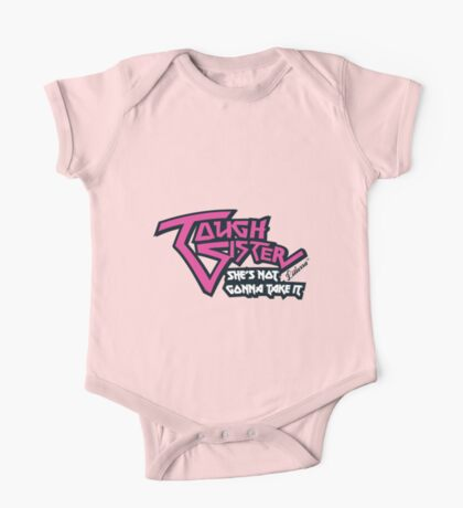 Tough Sister: She's not gonna take it! One Piece - Short Sleeve