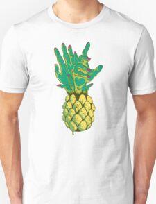 Zombie Pineapple #2 Unisex T-Shirt