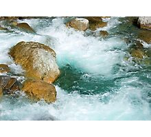 Frothy! Photographic Print