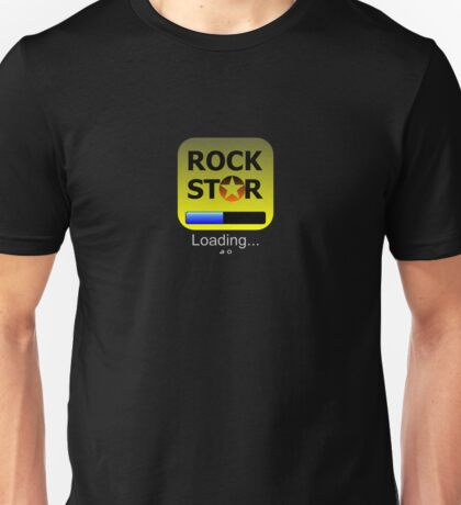 Rockstar app Unisex T-Shirt