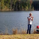Fishin' Buddies by Dan McKenzie