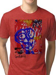 something colourful Tri-blend T-Shirt