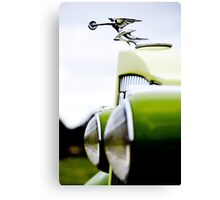 Leading the way to motoring heaven Canvas Print