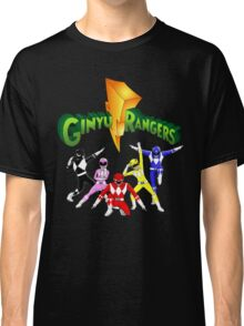 Mighty Morhpin Ginyu Rangers Classic T-Shirt