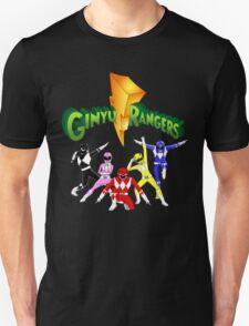 Mighty Morhpin Ginyu Rangers Unisex T-Shirt