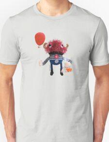 Monster, Red Balloon T-Shirt