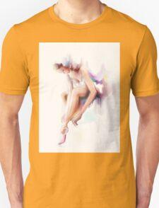 The woman dances, ballerina T-Shirt