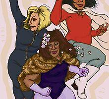 the heroes we deserve - Stonewall Rioters by sophiazarders