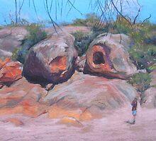 Freycinet Rocks by dido92