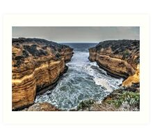 Great Ocean Road (2), Victoria, Australia Art Print