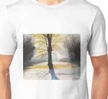 Frosty Glade - New Forest Unisex T-Shirt
