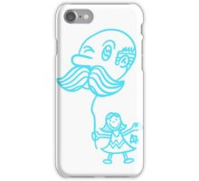 Baldloon Monocule iPhone Case/Skin