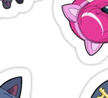 League of Legends Sticker Sheet Collection #7 Sticker