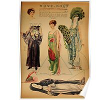 Advertisements Photoplay Magazine July through December 1919 0129 Movy Dolls Poster