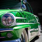 Green Desoto by Sean Farrow