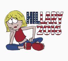 Hillary 2016 by dosshainz