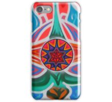 Central Focal Point  iPhone Case/Skin
