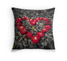 Love is Nature, Nature is Love Throw Pillow
