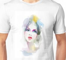 Young woman portrait  Unisex T-Shirt