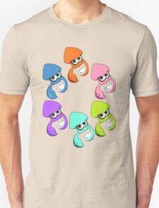 Splatoon - Inkling Squids T-Shirt