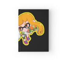 Splatoon - Inkling Boy and Inkling Girl Hardcover Journal