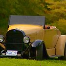 Vintage Ford Roadster by sundawg7