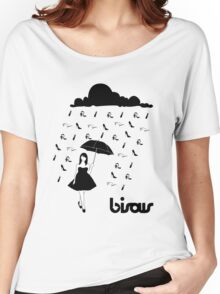 The Glamour of Rain Women's Relaxed Fit T-Shirt