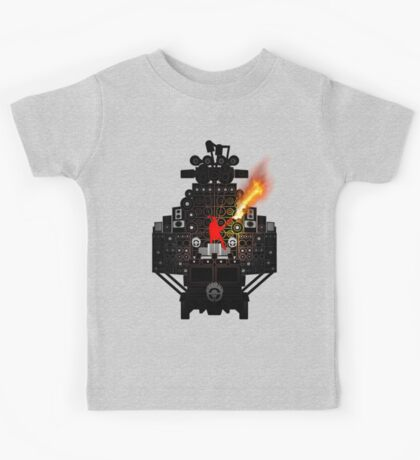 The Party Wagon Kids Tee