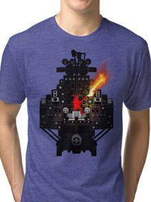 The Party Wagon Tri-blend T-Shirt