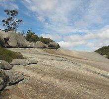 Bald Rock by Jilly1