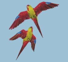 ICON - Swift Parrot by tasmanianartist One Piece - Short Sleeve