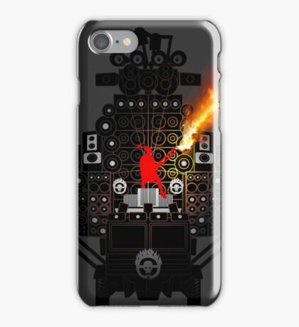 The Party Wagon iPhone Case/Skin