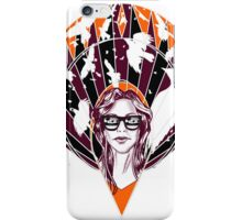 Claire's crows iPhone Case/Skin