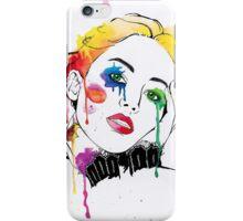 Contemporary Girl - Jennifer iPhone Case/Skin