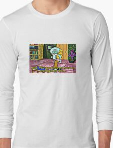 Squidward Tentacles, Unrecognized Talent Long Sleeve T-Shirt