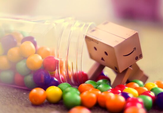 Danbo's in Sweet Heaven by Lady-Tori