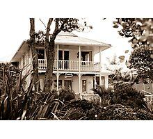 Retro House Photographic Print