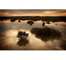 Lake Mungo - NSW Photographic Print