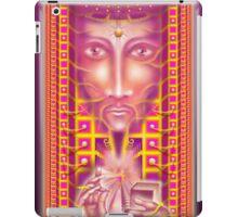 Fractal Prophet  iPad Case/Skin