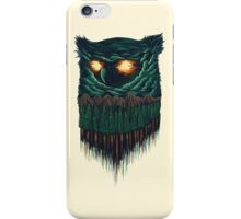 owl forest iPhone Case/Skin