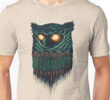 owl forest Unisex T-Shirt