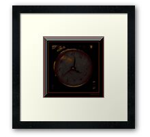 Clockwork Hearts Framed Print