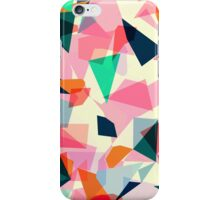 Loud Geometric Abstract iPhone Case/Skin