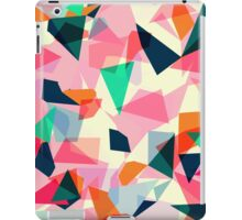 Loud Geometric Abstract iPad Case/Skin