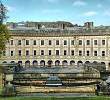 The Crescent Buxton . by Lilian Marshall