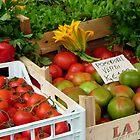Italian market  by Heather Thorsen