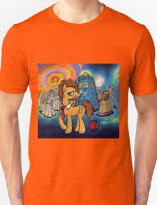 Doctor Whooves - Galaxy Unisex T-Shirt