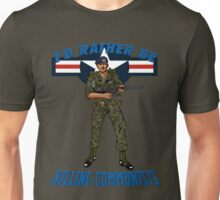 I'd Rather Be Killing Communists: USAF SP Unisex T-Shirt
