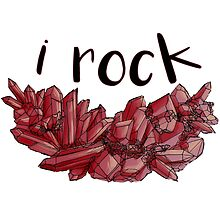 """""""I Rock"""" Ruby by Andy Atlas"""