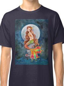 Mermaid by Moonlight Classic T-Shirt